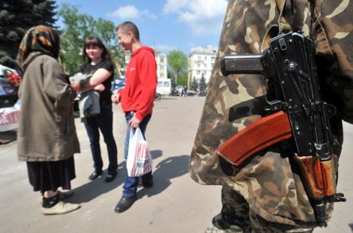 70 ألف لاجئ من أوكرانيا إلى روسيا خلال شهر