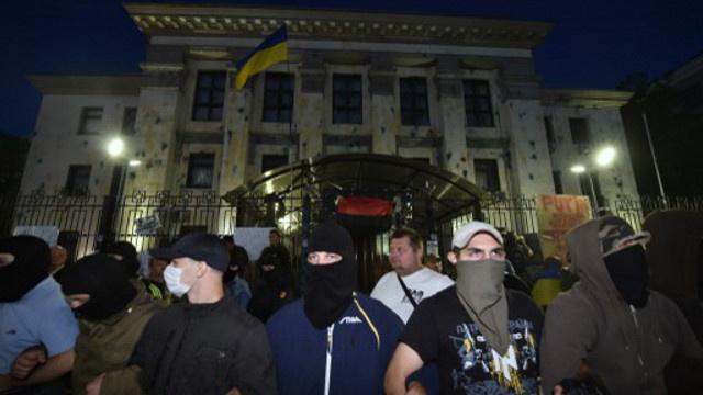 موسكو تطالب كييف بتأمين البعثات الروسية في أوكرانيا