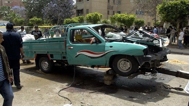 مقتل ضابط شرطة في اشتباكات مع مسلحين من الإخوان جنوب القاهرة