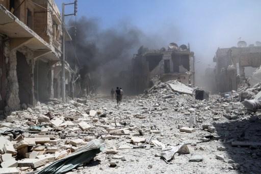 بوغدانوف يبحث مع شعبان الوضع السوري