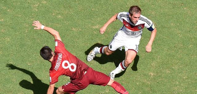 ألمانيا الأفضل في المونديال والبرتغال تتلقى رباعية في المجموعة السابعة