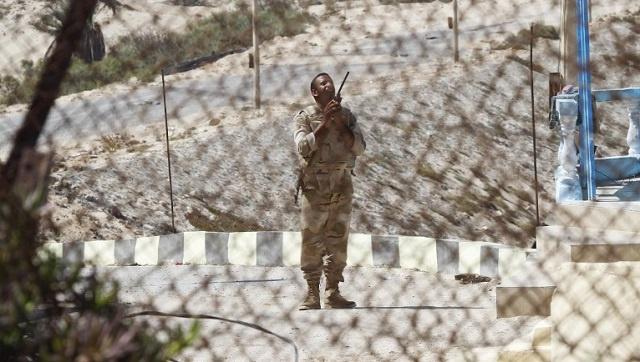 مصرع 8 مسلحين على يد قوات الأمن المصرية شمال سيناء