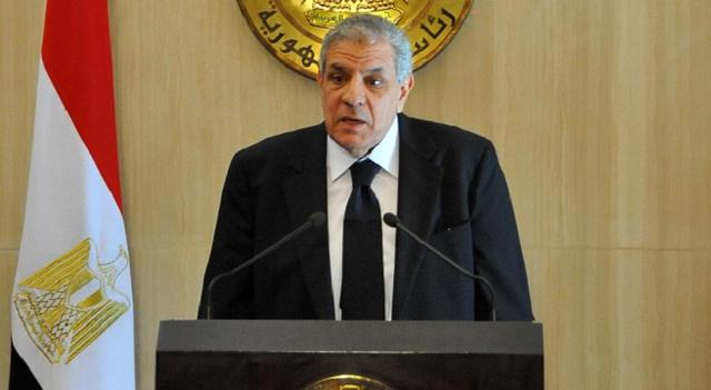 الحكومة المصرية تؤدي اليمين الدستورية أمام الرئيس عبد الفتاح السيسي