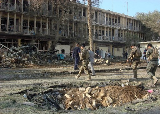 الجيش العراقي يصد هجوما لمسلحين على بعقوبة وعشرات القتلى في اشتباكات تلعفر