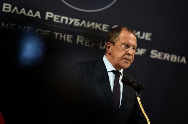 لافروف يحث كافة اعضاء منظمة الأمن والتعاون الأوروبي للتأثير على كييف