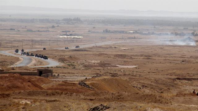 إغلاق أكبر مصفاة نفط عراقية وإجلاء العمال الأجانب