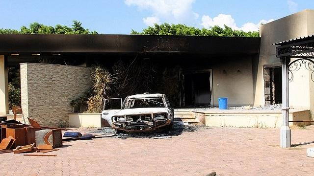 إلقاء القبض على مشتبه به في حادثة الهجوم على القنصلية الامريكية ببنغازي