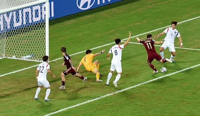 روسيا تبدأ مشوار المونديال بتعادل مع المنتخب الكوري الجنوبي