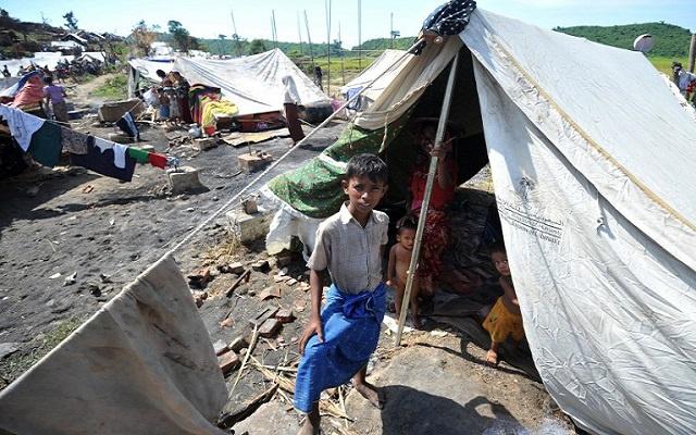 """الأمم المتحدة مصدومة """"أسوء معاناة"""" تتعرض أقلية الروهينغا المسلمة ميانمار 753241.jpg"""