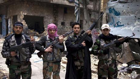 هيومن رايتس ووتش تحض المعارضة السورية على وقف تجنيد الأطفال