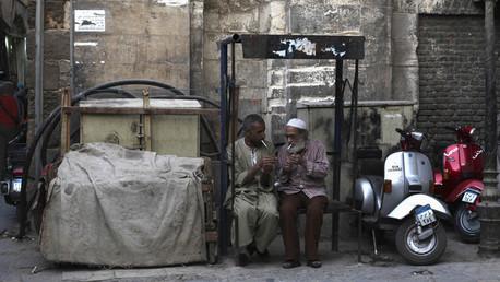 ارتفاع اعداد مدمني المخدرات في مصر