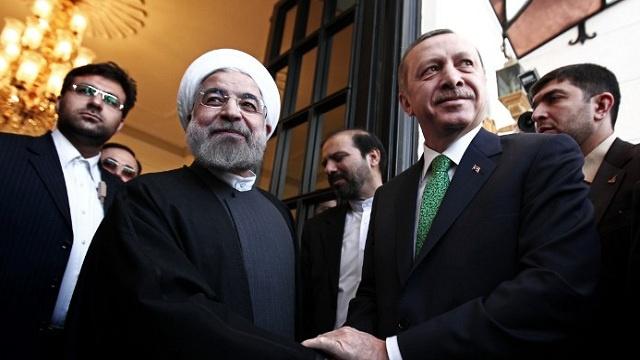 الاقتصاد والغاز محور زيارة روحاني إلى أنقرة