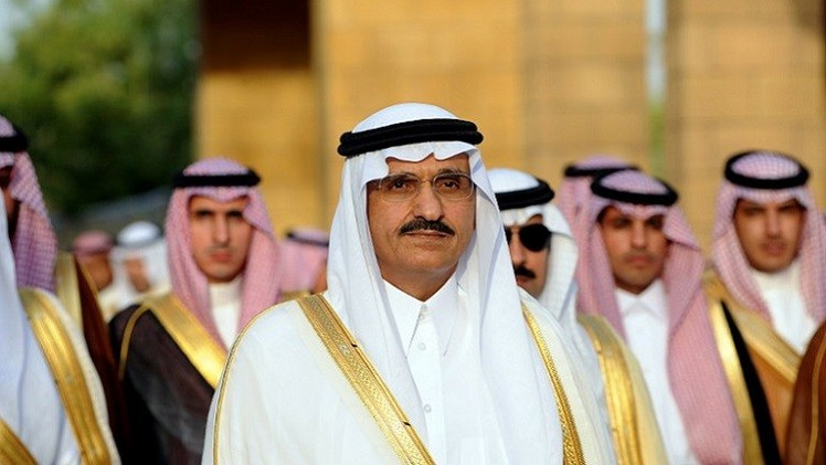 تعيين خالد بن بندر رئيسا للاستخبارات السعودية