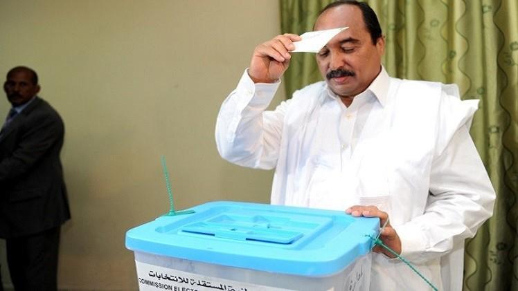 السلطات الموريتانية ترفض الطعن بنتائج الإنتخابات الرئاسية