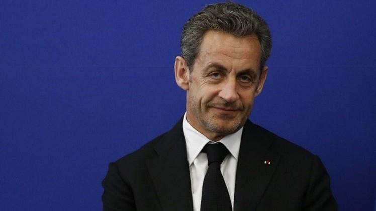 توقيف ساركوزي للتحقيق في قضية استغلال نفوذ
