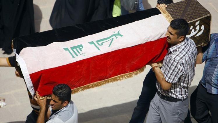 أكثر من 2400 قتيل في العراق الشهر الماضي