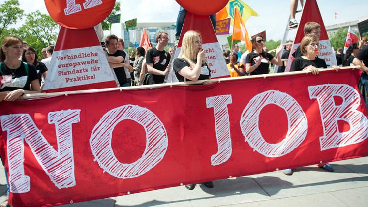 استقرار معدل البطالة في منطقة اليورو عند 11.6% في مايو