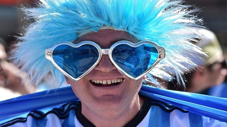 التشكيلة الرسمية لمباراة الأرجنتين وسويسرا