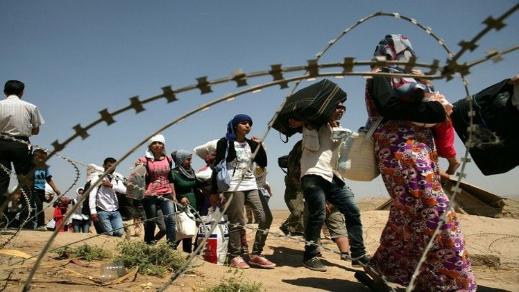 منظمة العفو تنتقد رفض لبنان استقبال اللاجئين الفلسطينيين من سورية