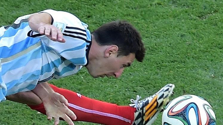 الأرجنتين تقطف بطاقة دور الثمانية للمونديال بعد فوز سريري على سويسرا