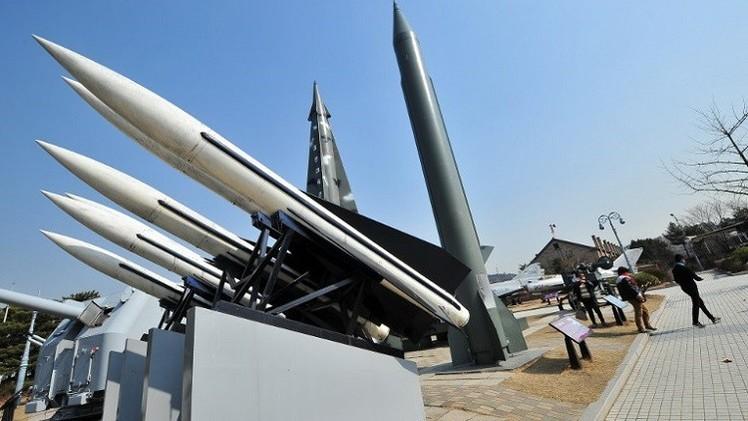كوريا الشمالية تطلق صاروخين في اتجاه البحر عشية زيارة الرئيس الصيني إلى جارتها الجنوبية