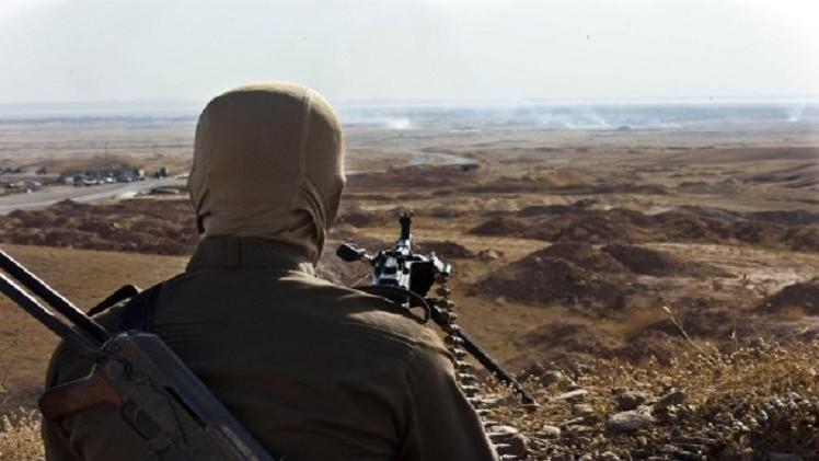 ديمبسي: مهمة العسكريين الأمريكيين في العراق هي مساعدة السلطات في محاربة المسلحين