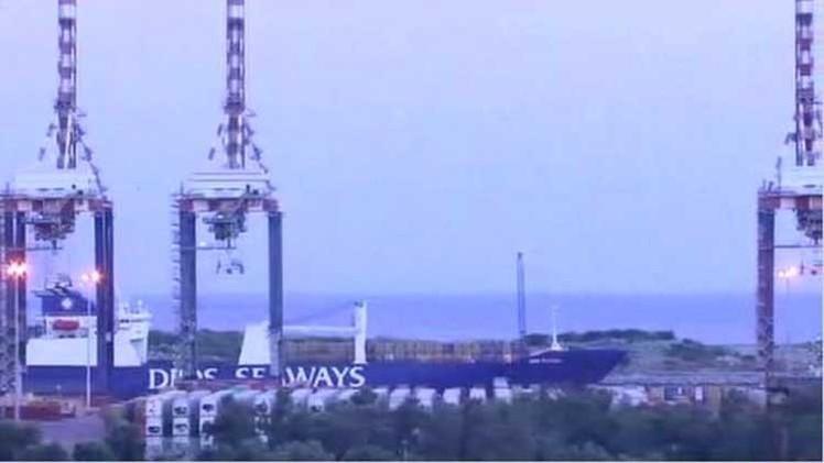 سفينة دنماركية محملة بـ1300 طن من الأسلحة الكيميائية السورية تصل إلى ميناء في إيطاليا