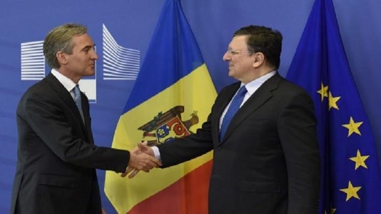 مولدوفا.. مظاهرات ضد اتفاقية الشراكة مع أوروبا