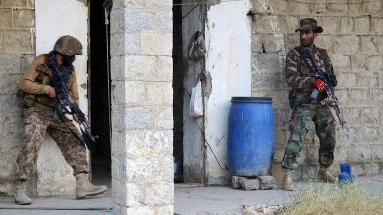 مقتل 10 مسلحين في عملية عسكرية بشمال باكستان