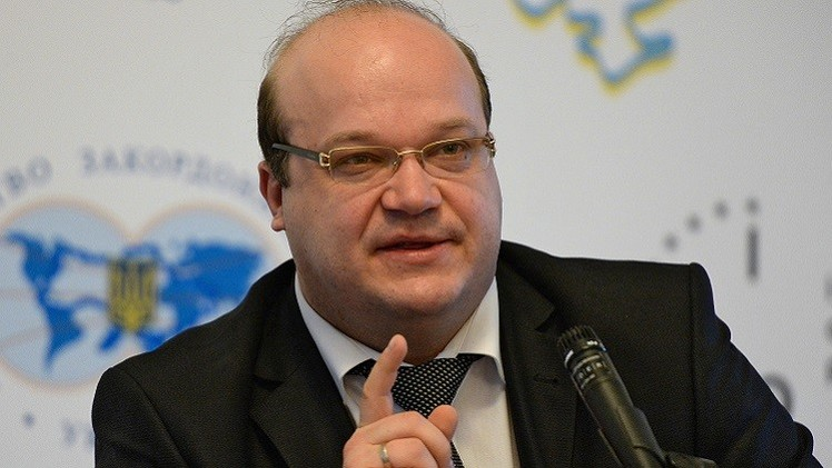 كييف مستعدة لمشاورات بشأن التسوية