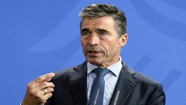 راسموسن: لا أحد يسعى إلى تقسيم أوروبا أو لحرب باردة جديدة