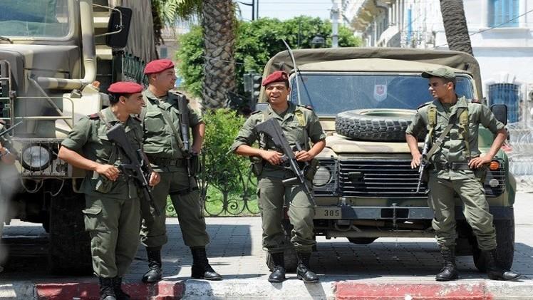 مقتل 4 عسكريين تونسيين بتفجير لغم في محافظة الكاف