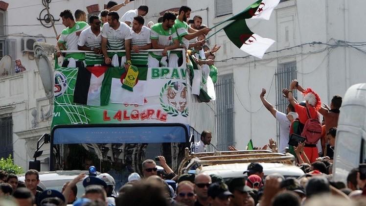 الجزائر تستقبل