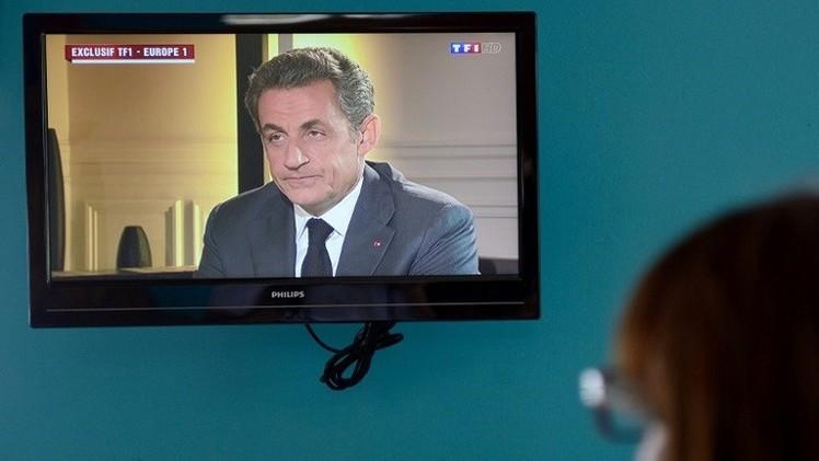 ساركوزي ينكر تهم الفساد الموجهة له من قبل القضاء الفرنسي