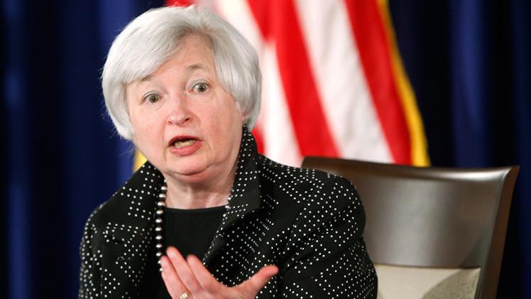 رئيسة مجلس الاحتياطي الفيدرالي الأمريكي: السياسة النقدية محدودة في معالجة المسائل المالية