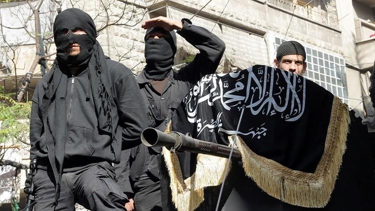 مجموعات مقاتلة في معقل