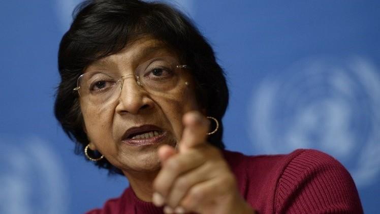 الأمم المتحدة تدين التصعيد بين الجانبين الفلسطيني والإسرائيلي