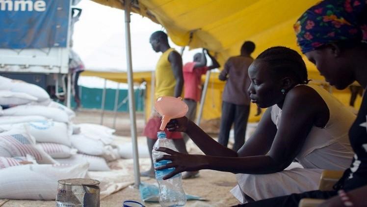 شبح المجاعة يهدد جنوب السودان خلال أسابيع