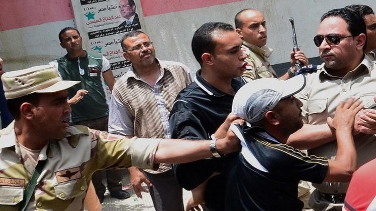 مقتل 17 مسلحا  في سيناء خلال حملة للجيش المصري