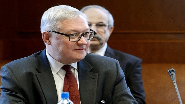 ريابكوف: موسكو تعول على أن يكون رفض واشنطن للمشاريع المشتركة مؤقتا
