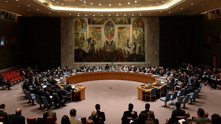 توسيع دائرة المحادثات في مجلس الأمن حول قرار بشأن المساعدات إلى سورية