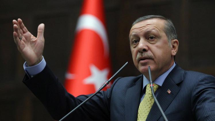 أردوغان يتعهد برد حازم على تهديدات