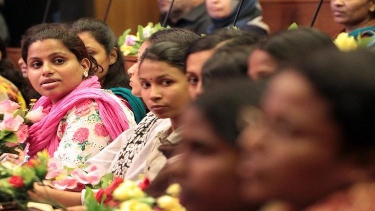 إطلاق سراح ممرضات هنديات احتجزن في العراق