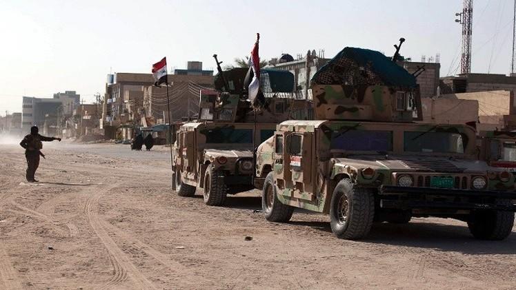 القوات العراقية تستعيد مسقط رأس صدام حسين من المسلحين