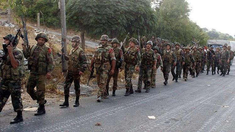 الجيش السوري يفرض سيطرته على المنطقة الصناعية في حلب