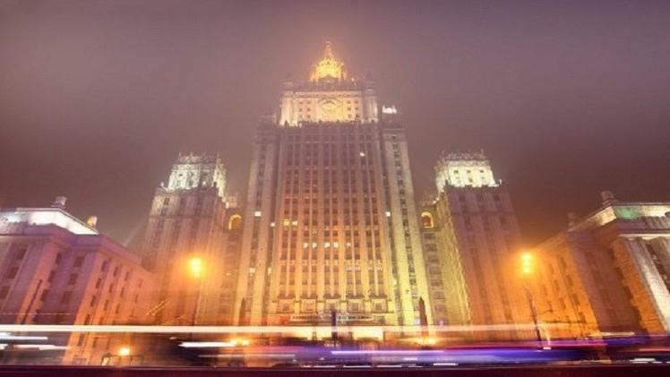 موسكو: استمرار كييف بحل الأزمة عبر القوة يتناقض مع اتفاق برلين الرباعي الوزاري