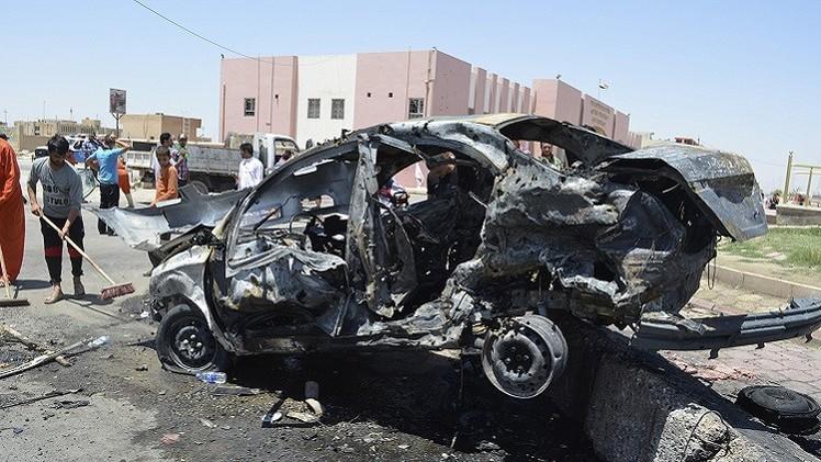 مقتل 15 شخصا في تفجير استهدف جنودا شمالي بغداد