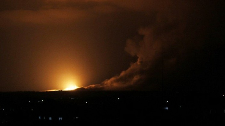 تبادل القصف بين الجيش الإسرائيلي وحماس على وقع وساطة مصرية