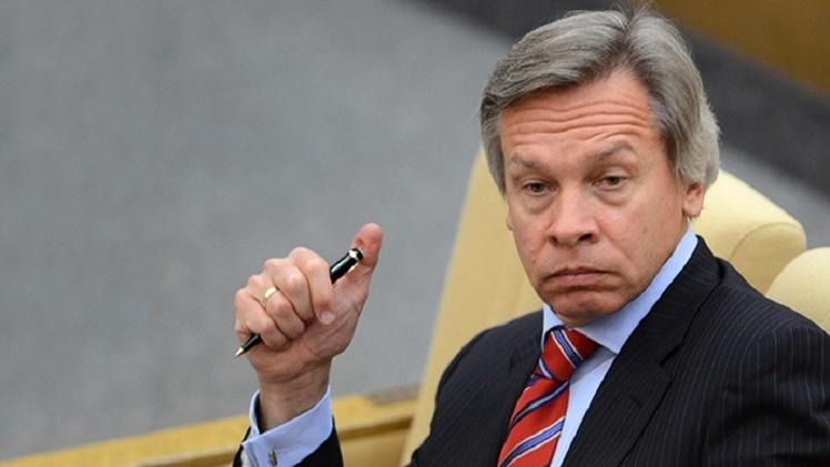 بوشكوف: واشنطن حسمت خيارها لجهة المواجهة مع موسكو