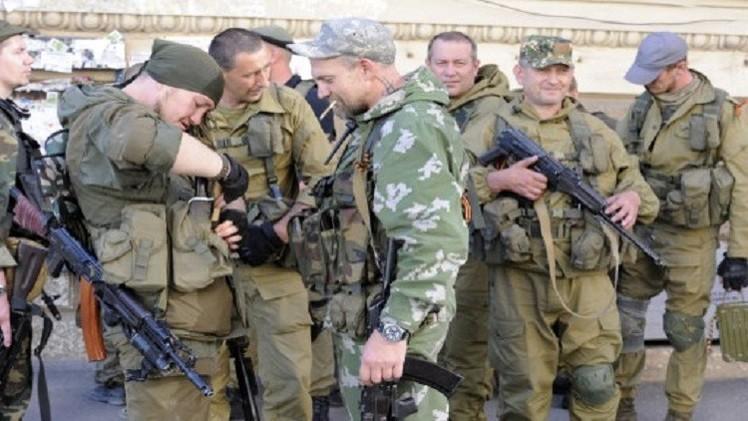 منظمة الأمن والتعاون في أوروبا تقر بقصف كييف العشوائي في سلافيانسك